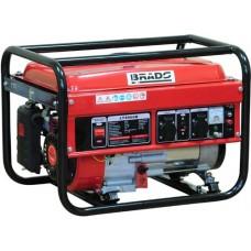Бензиновый генератор BRADO LT4000B+Подарок!