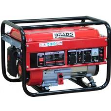 Бензиновый генератор BRADO LT4500B+Подарок!