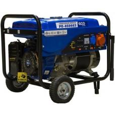 Бензиновый генератор  ECO PE 8500 S3
