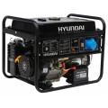 Бензиновый генератор Hyundai HHY-7000FE