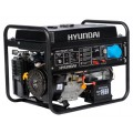 Бензиновый генератор Hyundai HHY-7000FE ATS