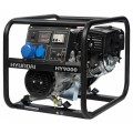 Бензиновый генератор Hyundai HY-9000