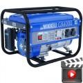 Бензиновый генератор Mikkeli-GX4000