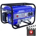 Бензиновый генератор Mikkeli-GX4500