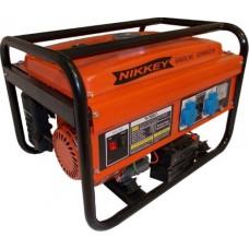 Бензиновый генератор  Nikkey PG-3000/1 с электростартером