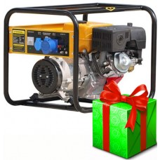 Генератор Skiper SMART LT6000EB-1+Подарок!