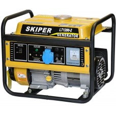 Бензиновый генератор Skiper LT1200