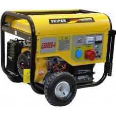Бензиновый генератор Skiper LT6500EB-4