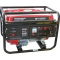 Бензиновый генератор Watt Pro WT-5500