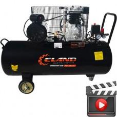 Компрессор Eland WIND 100V-2CB