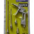 Пистолет продувочный Skiper DG-10-AC