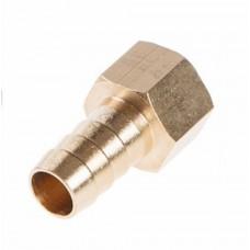 """Cоединение со штуцером """"ЕЛОЧКА"""" 16 мм и внутренней резьбой 1/2"""" ECO AB-FT12/E16"""