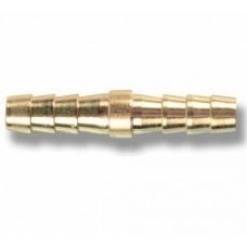"""Cоединение со штуцером """"ЕЛОЧКА"""" 10 мм двухстороннее ECO AB-E10/E10"""