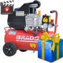 Компрессор BRADO IBL25A+Подарок!