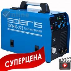 Сварочный аппарат Solaris TOPMIG-223