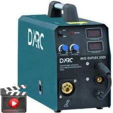 Сварочный аппарат D`ARC MIGDUPLEX-250E+Подарок!