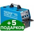 Полуавтомат Solaris MULTIMIG-225+ Подарки!