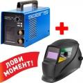 Сварочный аппарат Solaris MMA-205+ маска DGMV6000