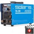 Сварочный аппарат Solaris TIG-200