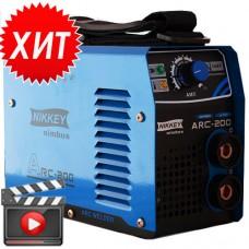 Сварочный аппарат NIKKEY ARC-200N