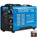 Сварочный аппарат Solaris MMA-206