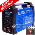 Сварочный аппарат Solaris MMA-250