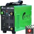 Сварочный аппарат SPEC ARC-200X